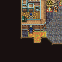 Albrook's Weapon Shop (GBA).