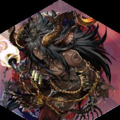 Dark Ifrit Phantom Stone (Rank 6).
