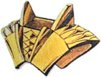 Gold Cuirass FFII Art