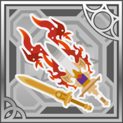 Flame Fossil (R+).