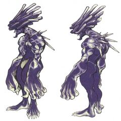 Concept art of Amarant in Trance.