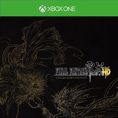 <i>Final Fantasy Type-0 HD</i> North American Collector's Edition<br />Xbox One