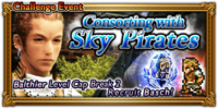FFRK Consorting with Sky Pirates Event