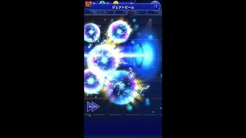 【FFRK】ジェクト必殺技『ジェクトビーム』
