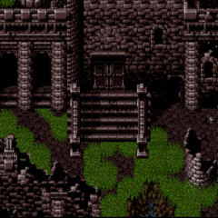 The Ancient Castle (SNES).