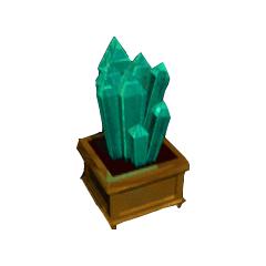 Materia Crystal - Kalm.