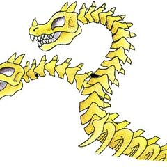 Zombie Dragon.