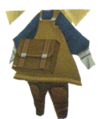 FF4HoL Worker's Clothes