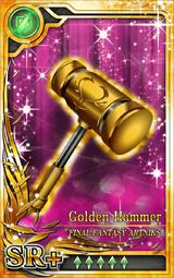 FFA Golden Hammer SR+ Artniks