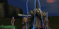 Lightning Gem