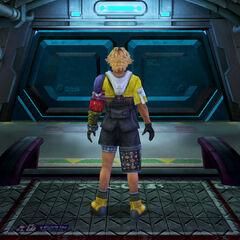 Elevator in <i>Final Fantasy X</i>.