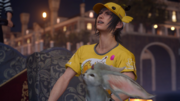 Noctis-and-Carbuncle-at-the-carnival-FFXV