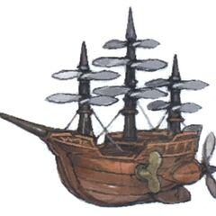 Airship Minion.