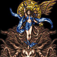 Goddess (SNES).