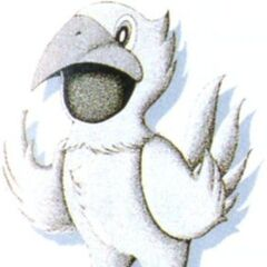 Official art of Chocobo Suit from <i><a href=