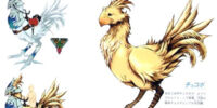 Chocobo (Final Fantasy X)