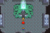 The Garula attacks the Water Crystal in Walse Tower.