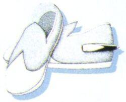 FFVI Sprint Shoes Artwork