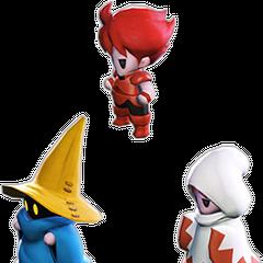 The three Minions of Light.