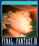 FFIII Steam Card Embued