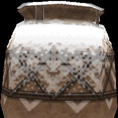 Treasure Urn (Snow).