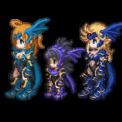 Dragoon costume (Aemo/Maina/Jornee) from <i><a href=
