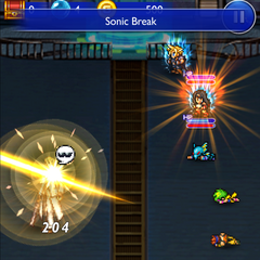 Soul Break version in <i>Final Fantasy Record Keeper</i>.