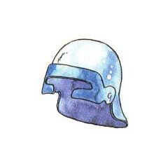 Bronze Helmet in <i><a href=