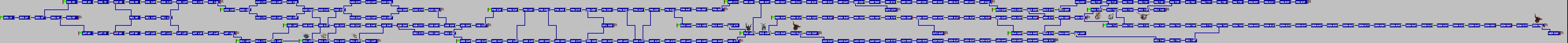 D012 Labyrinth map