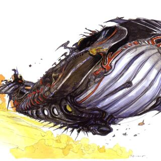 Lunar Whale.