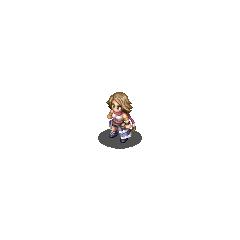 Yuna's Gunner sprite in <i><a href=