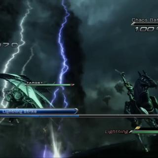Lightning Strike.