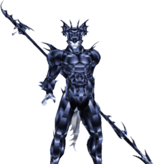 Kain's manikin, Delusory Dragoon.