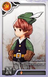 FF3 Ranger Artniks