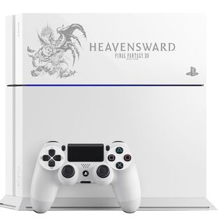 PlayStation 4 (White).