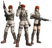 DoC-WRO Soldiers