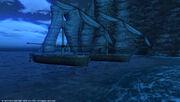 FFXIV Bald Knoll Boats