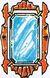 FFMQ Magic Mirror Artwork