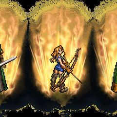 Ultimate++ Meliadoul, Archer, & Summoner.