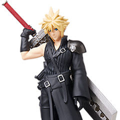 Alternate Cloud amiibo