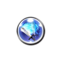 Icon for 魔法剣みだれうち 流.