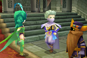 Edge and Rydia in the wedding ffiv ios.PNG