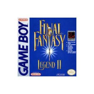 <i>Final Fantasy Legend II</i><br />Game Boy<br />North America, 1991