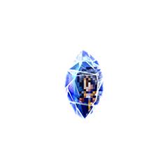 Garnet's Memory Crystal.