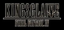 Kingsglaive FFXV Logo