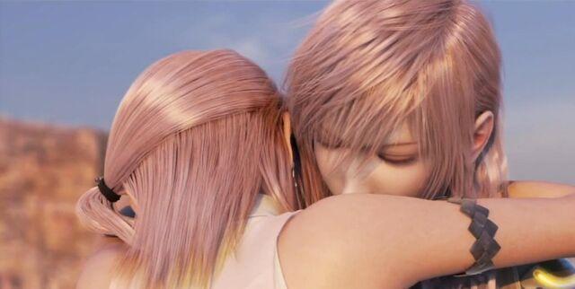 File:Serah&Lightning reunite.jpg