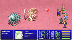 FF4PSP Ability Illusions