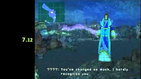 Final Fantasy 10-2 - Isaaru Speech Skip