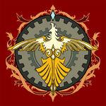 Suzaku coat of arms