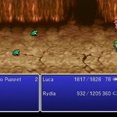 Enemies as toads in <i><a href=